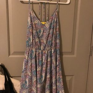 3/$15 Paisley summer dress